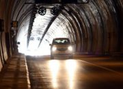 Antalya'yı Anadolu'ya bağlayan 5 tünel açıldı!