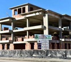 Mamak Kayaş Aile Merkezi'nin kaba inşaatı tamamlanıyor!