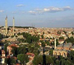 Edirne'de geçen ay 714 konut satıldı!
