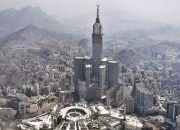 Suudi Arabistan'da inşaat durma noktasında!