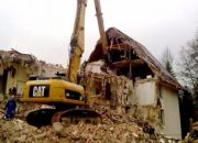 Adapazarı'nda kaçak yapılar yıkılıyor!