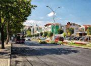 Adapazarı Adnan Menderes Caddesi dönüşüyor!
