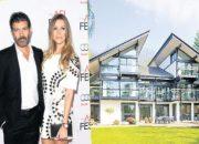 Antonio Banderas, İngiltere'den 2,4 milyon sterline ev aldı!