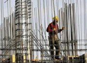 İnşaat sektöründe saatlik işgücü maliyeti yüzde 3,6 arttı!