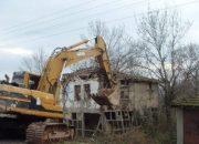 Kocaeli Hasancık'taki metruk yapı yıkıldı!