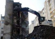 Trabzon Tabakhane Kentsel Dönüşüm'de 523 bina yıkıldı!