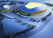 Çotanak Arena Stadyumu'nun temeli atıldı!