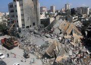 BM'nin Gazze'deki imar yardımları durduruldu!