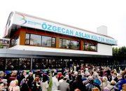 Beylikdüzü Özgecan Aslan Kültür Merkezi açıldı!