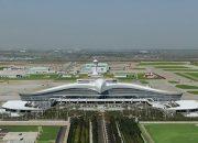 Aşkabat Uluslararası Havalimanı hizmete açıldı!