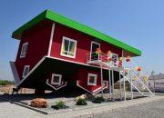 Antalya'daki ters evi 16 ayda 25 bin kişi ziyaret etti!