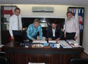 Batı Koop, Onur İnşaat ve CNT İnşaat'tan işbirliği protokolü!