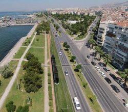 Karşıyaka tramvayı yıl sonunda deneme seferlerine başlıyor!