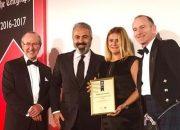 Toskana Orizzonte'ye Londra'dan 4 ödül!