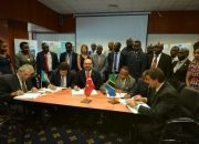 Yapı Merkezi'nden Doğu Afrika'nın İlk ve Tek Hızlı Tren Hattı