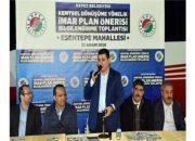Kepez'de kentsel dönüşüm seferberliği!