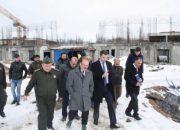 Yozgat Kapalı ve Açık Cezaevi inşaatı hızla sürüyor!