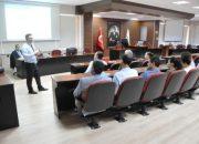 Hatay'da kentsel dönüşüm semineri düzenlendi!