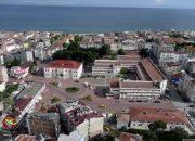 Sinop'taki valilik ve adliye binaları taşınacak!