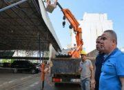Antalya Liman Mahallesi Kapalı Semt Pazarı yenileniyor!