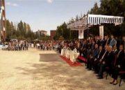 Bitlis Tatvan Meslek Yüksek Okulu'nun yeni binası açıldı!