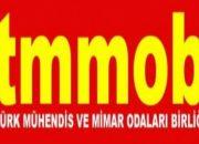 TMMOB'un uluslararası kongreler için Bakanlık'tan izin şartına iptal!