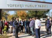 Gaziantep projelerine AK Parti İl Gençlik Kolları'ndan tam not!