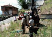 Kocaeli Cedit'te zemin etüt çalışması başladı!