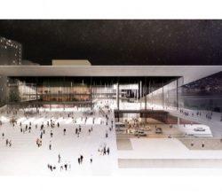 Karşıyaka Opera Binası ihalesinin 1. aşaması tamamlandı!