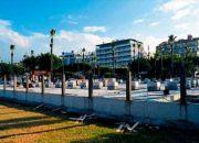 İskenderun'da Down Cafe inşaatı hızla yükseliyor!