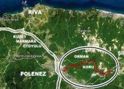 Kuzey Marmara Otoyolu Hüseyinli Şile imar planı askıda!