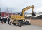 Bursa Osmangazi'deki kaçak yapılar yıkılıyor!