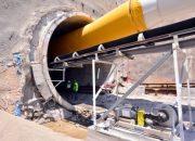 Türkiye'nin Yerli Kazı Makinesi Tünel Açmaya Başladı