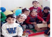 Sultanbeyli Mülteciler Anaokulu açıldı!