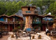 En iyi hostel Olympos Kadir'in Ağaç Evleri!