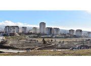Mamak'taki eski çöplük alanı 'park' olacak!