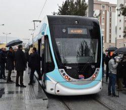Karşıyaka tramvayında test sürüşleri başladı!