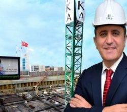 Erka Grup 5 yılda 5 bin konut inşa edecek!