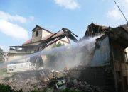 Trabzon Çömlekçi ikinci etapta ilk yıkım yapıldı!