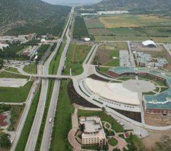 Süleyman Demirel Üniversitesi'ne AVM