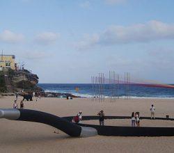 Sidney'de Sanat Sahile İndi