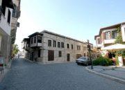 Tarsus Evleri Restore Edilmeyi Bekliyor