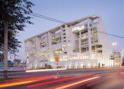 RIBA Uluslararası Ödülü 2016 Peru'daki Kampüs Binasına Verildi