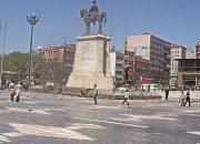 Ankara Ulus'ta Büyük Takas
