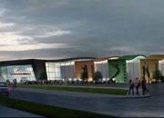 DP+Güzey Mimarlık tasarımı World Gym Spor Merkezi