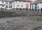 Tarihi Yedikule Bostanları'na 'Havuz' Kepçesi