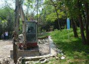 Mahalleli Abbasağa Parkı'nda İnşaata İzin Vermiyor