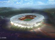 Büyükşehir Şantiyeyi Kaldırırsa Stadyum İnşaatı Başlayacak