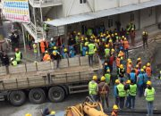 İnşaat İşçilerinden KORONA'ya  Önlem Çağrısı