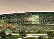 Alper Aksoy Mimarlık'tan 2 yeni stadyum
